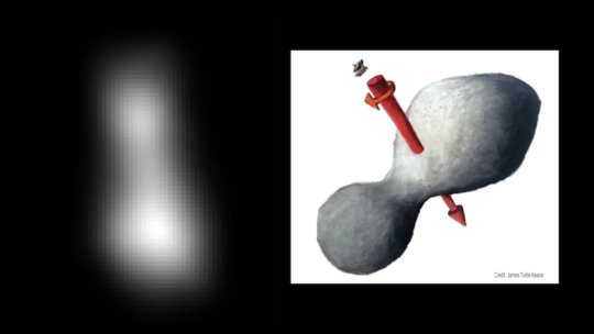 New Horizons成功探索了Ultima Thule